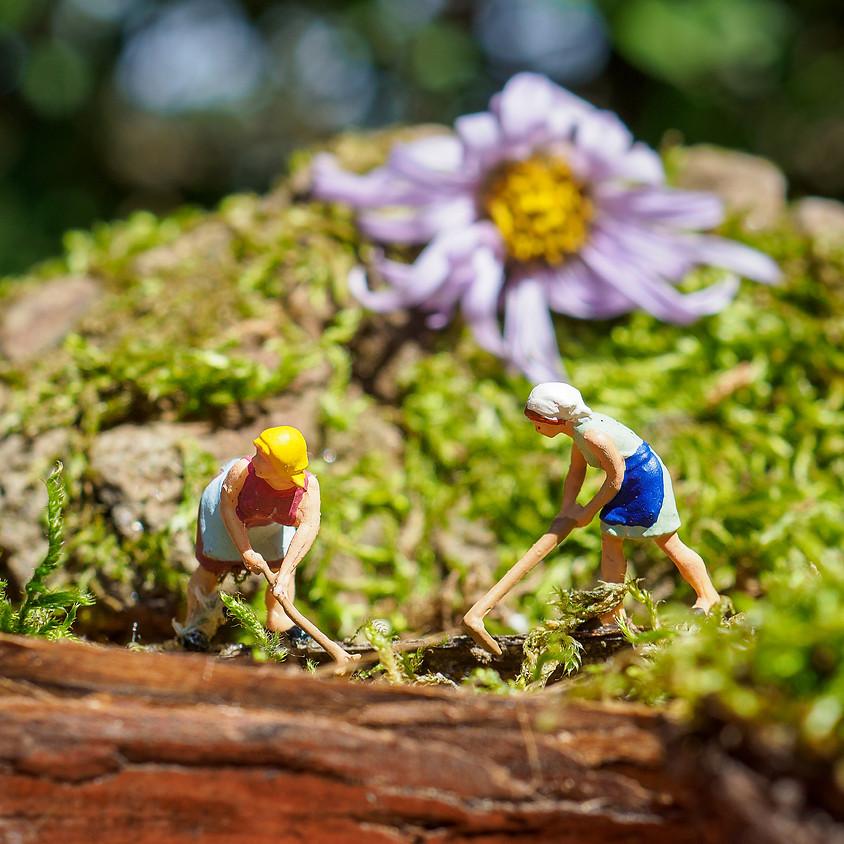 Makro AG - Kleine Welten mit H0-Figuren