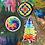Thumbnail: Rainbow Stickers set of 6