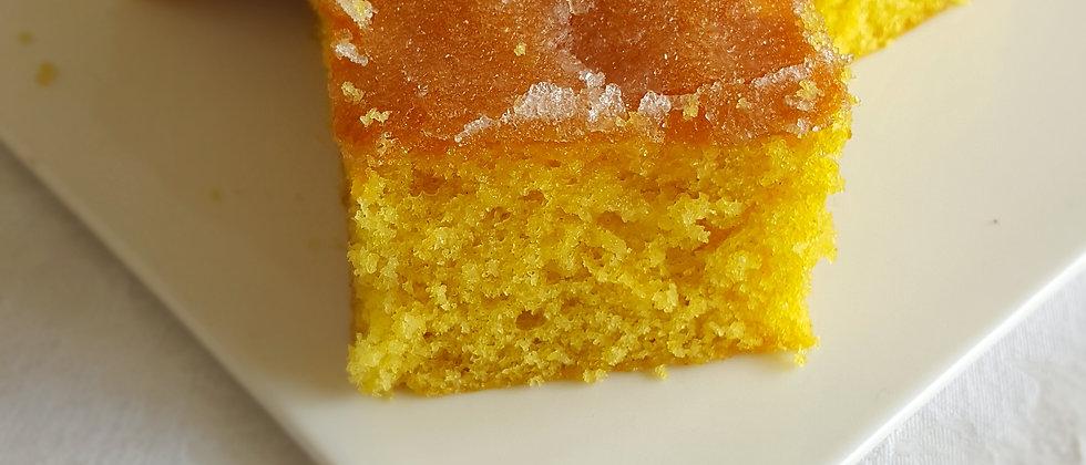 Lemon Drizzle Cake Tray Bake
