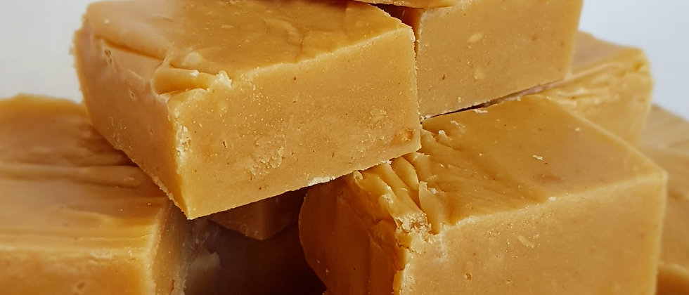 Crunchy Peanut Butter Fudge