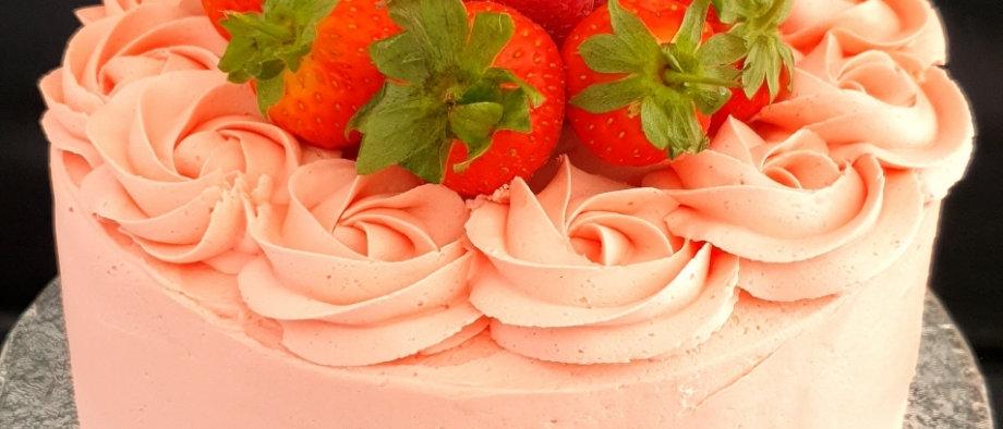 Strawberry and White Chocolate