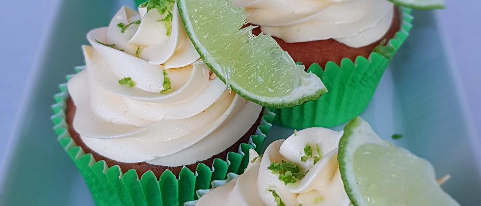 Gin & Tonic Cupcakes