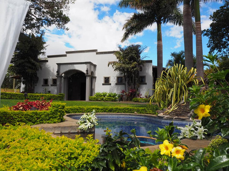 Eventos La Hacienda: romance en el jardín