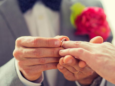 How to get inspiration for writing vows...