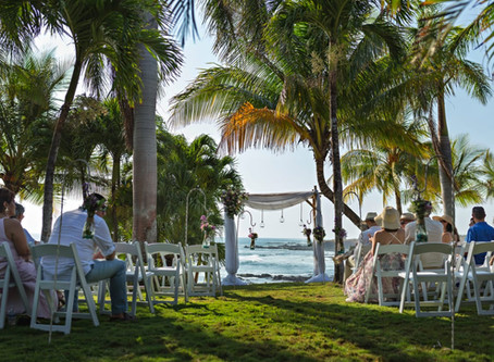 Your dream wedding at the beach!