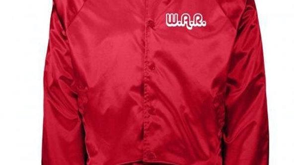 Satin Brand Jacket