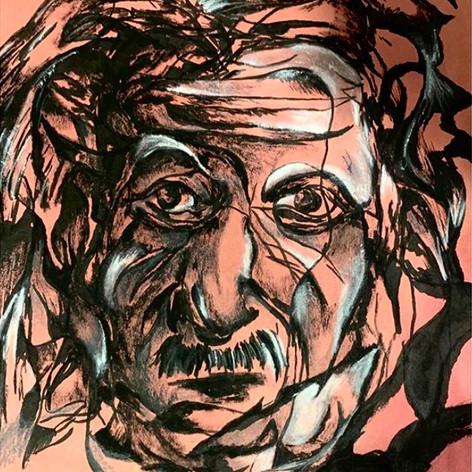 """""""Einstein""""- Sara Cezalien"""