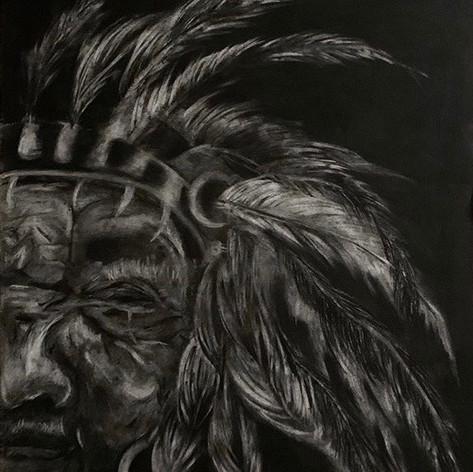 """""""Native""""- Sara Cezalien"""