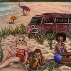 """The Beach""- Sophia DiMeglio"
