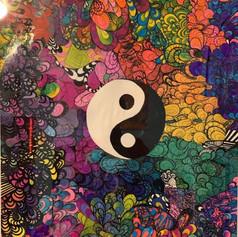 """Balance of Love""- Mixy Inks"
