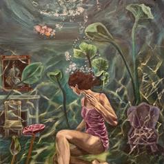 """Underwater Home""-Sophia DiMeglio"