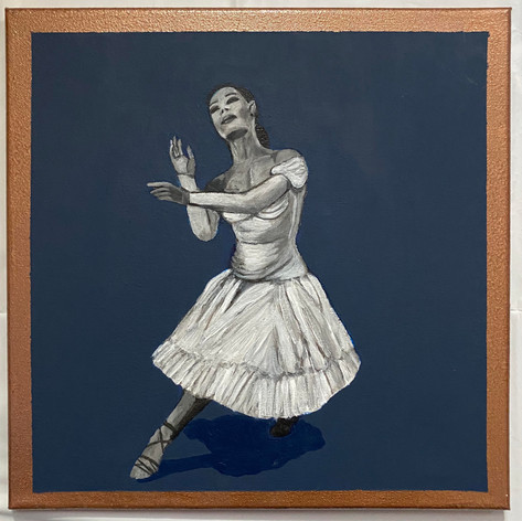 """Janet Collins""- Yarilee Serrano"