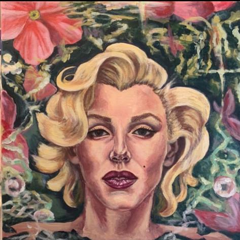 """Marilyn""- Sophia DiMeglio"