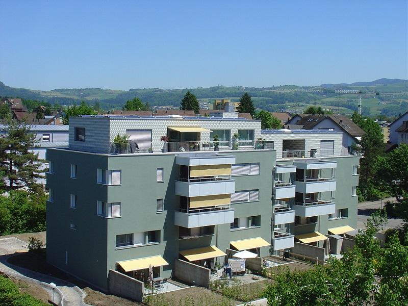 Eicholzstrasse, Steinhausen