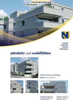 12- Familienhaus, Stockenstrasse, Kilchberg