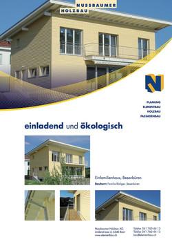 Einfamilienhaus, Rüdiger, Besenbühren