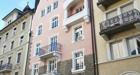 Lindenhausstrasse, Luzern