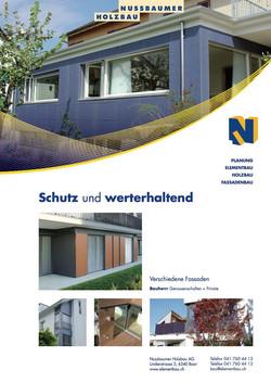 Fassadenbau