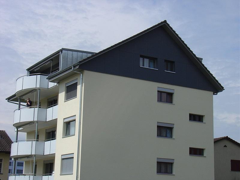 Waldetenstrasse, Rotkreuz