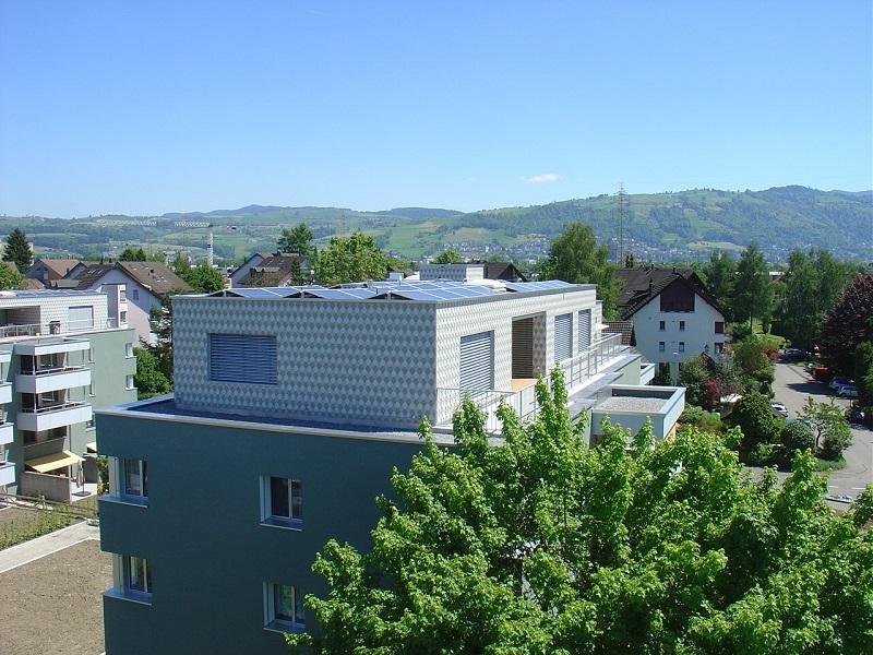 Eichholzstrasse, Steinhausen