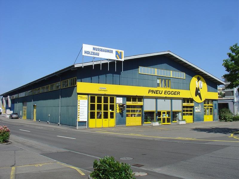 Nussbaumer Holzbau AG, Baar