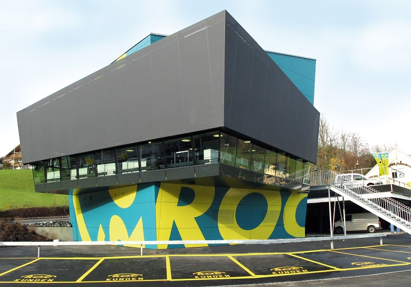 Kundenzentrum ROC