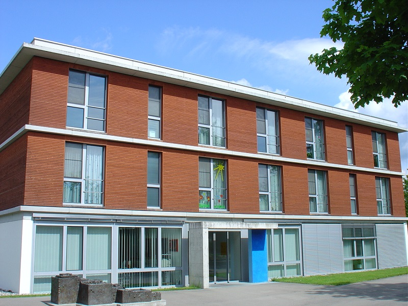 Fassade Hagendorn 1