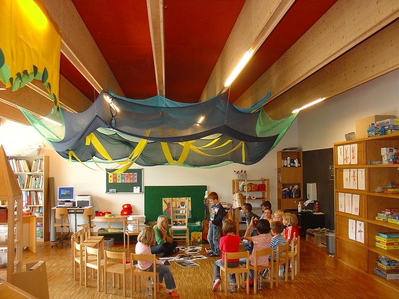 Schule Waldegg, Rotkreuz