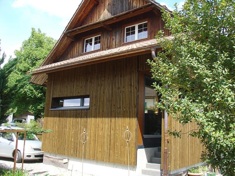 Bachstrasse, Hausen am Albis