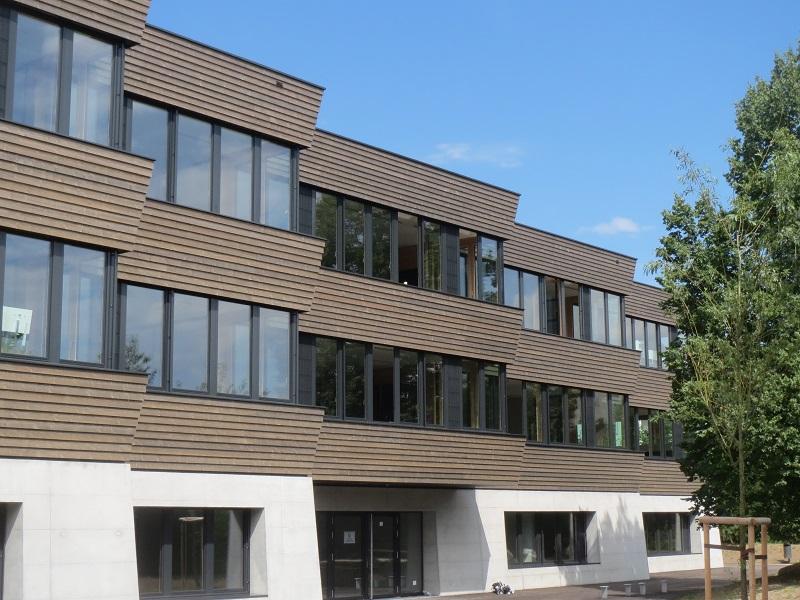 Schulhaus Haldenacher, Birmensdorf