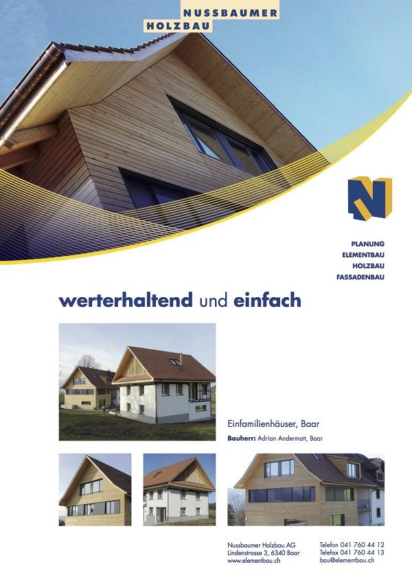 Umbau, Unterdeubuel, Andermatt, Baar