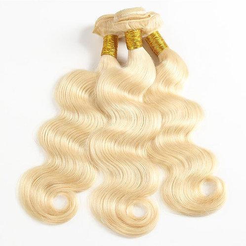 1 Bundle Brazilian Hair #613 Color body wave