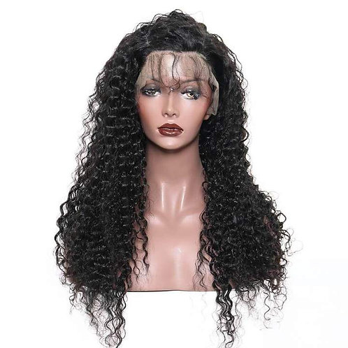 360 Lace Frontal Wig Loose Curly