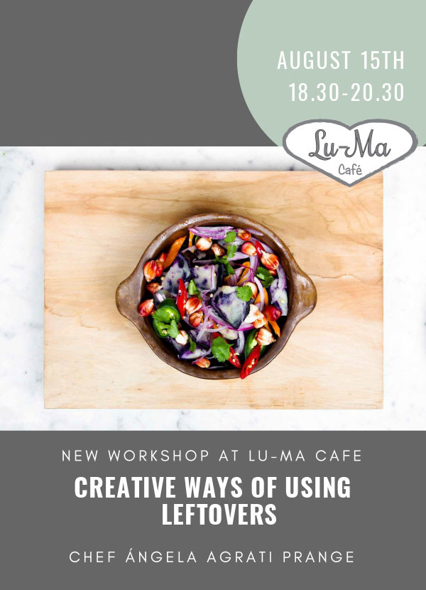 Creative Ways of Using Leftovers!
