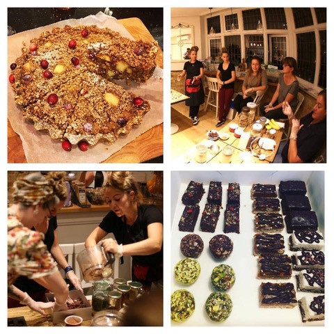 Raw Cake Workshop by Ripe and Nine at Lu-Ma Cafe