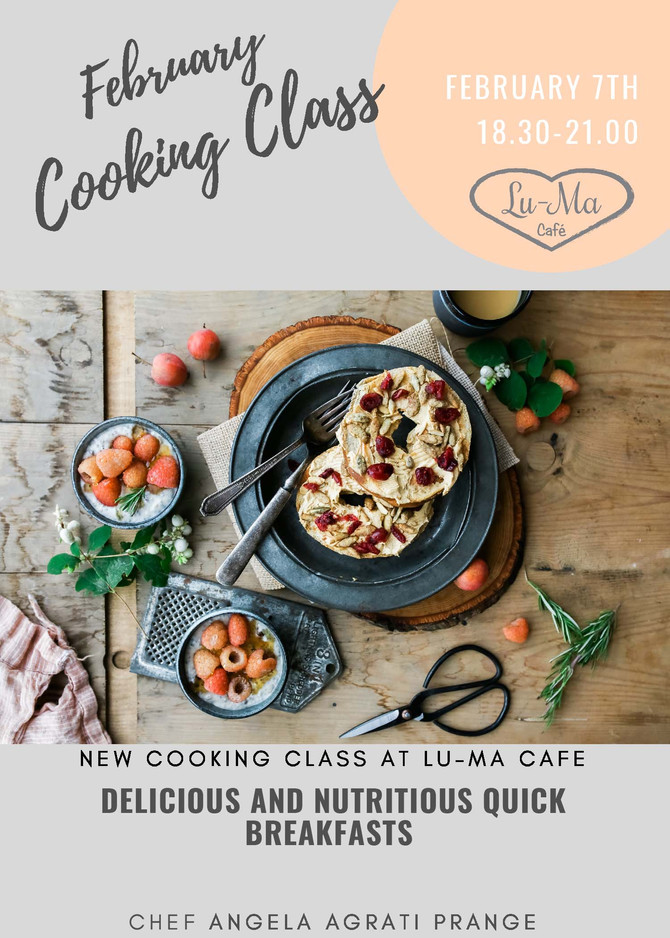 Cooking with Angela is Back Feb 7th!