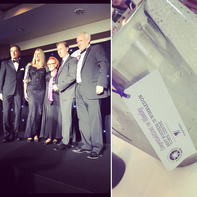 Merton's Business Awards