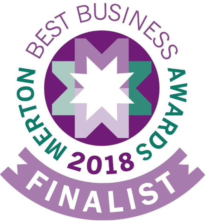 We are award finalists!!