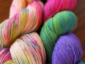 Speckles, Stripes & Crochet