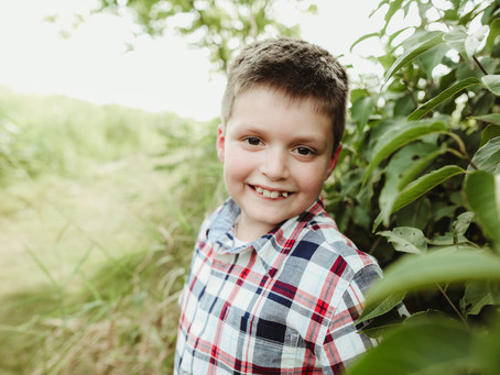 My Little Hero: My Son, the LCH Survivor