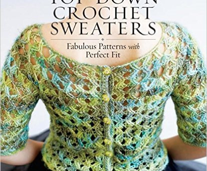 4 crochet & knit books on my wish list