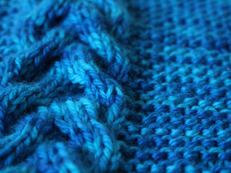 Make All the Things: My yarn addiction makes good therapy