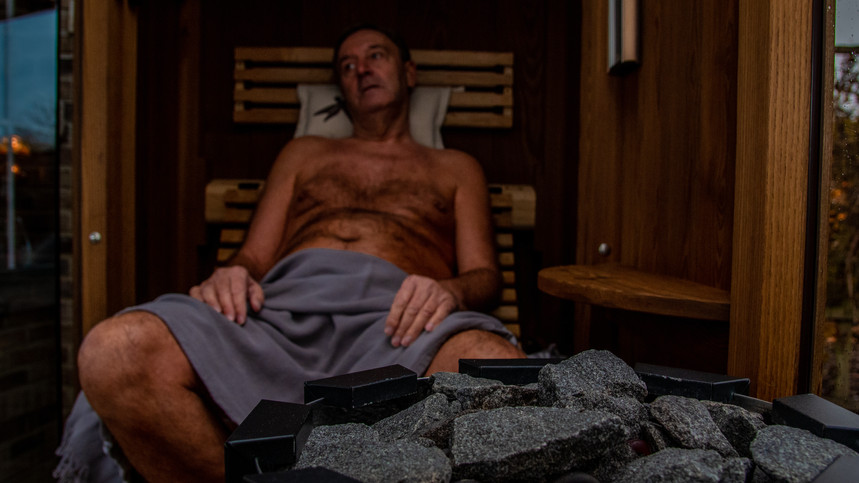 Löyly outdoor sauna