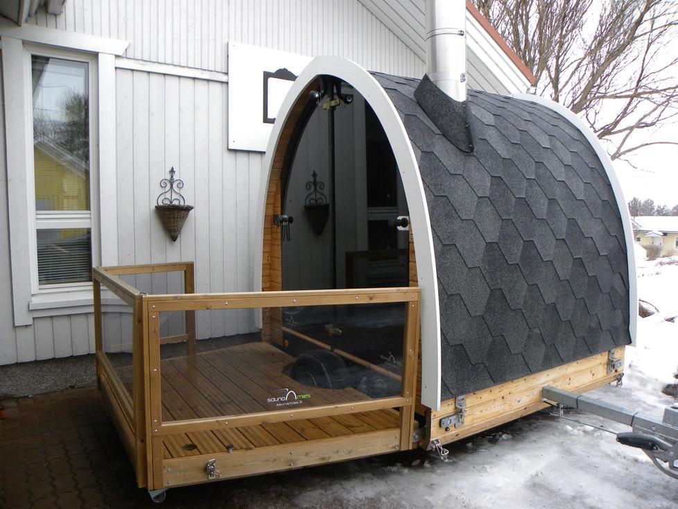 Waarom Finland houdt van sauna's