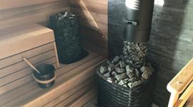 Het hart van de Finse sauna