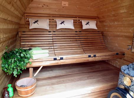 Wat is een perfecte sauna?