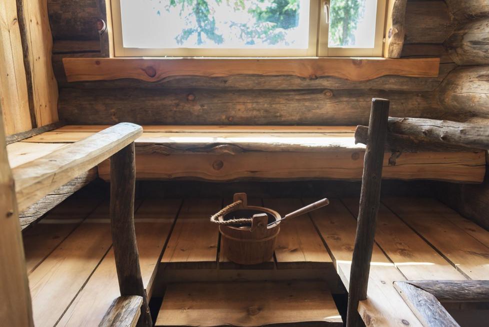 Hoe ontspannen in een Finse sauna? Zoek een Fin!