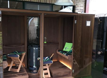 Sauna of infraroodcabine?