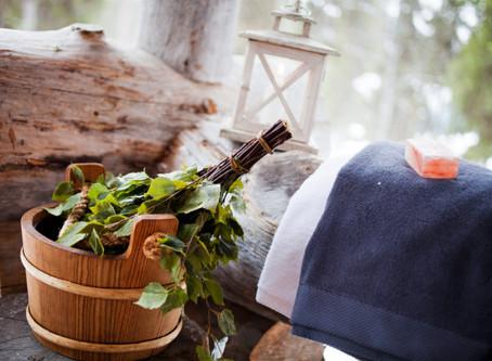 Hou dankzij een saunabeurt  je bloeddruk onder controle