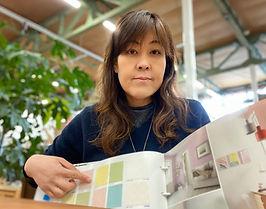 広島のインテリアデザイナー松本理絵